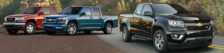 Chevrolet Colorado & GMC Canyon Forum banner