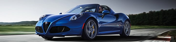 Alfa Romeo 4C Forums banner