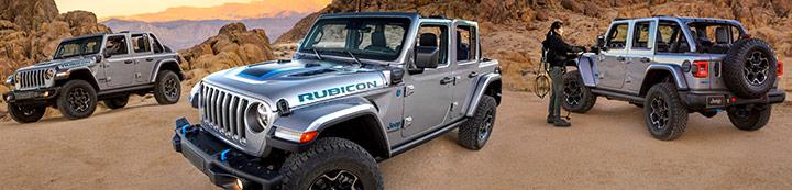 Jeep Wrangler 4xe Forum banner