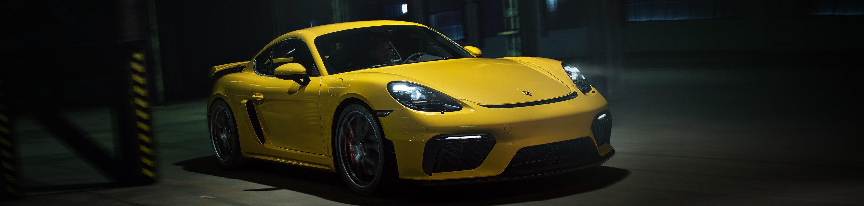 Porsche 718 Forum banner