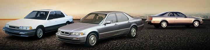 Acura Legend Forum banner