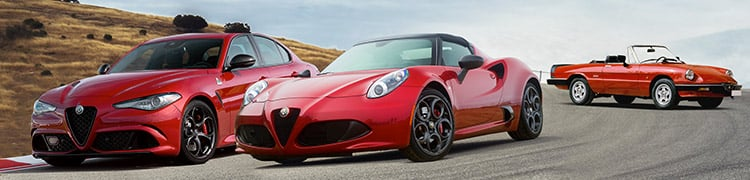 Alfa Romeo Forums banner