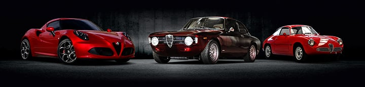 Alfa Romeo Forum banner