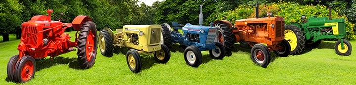 Antique Tractors Forum banner