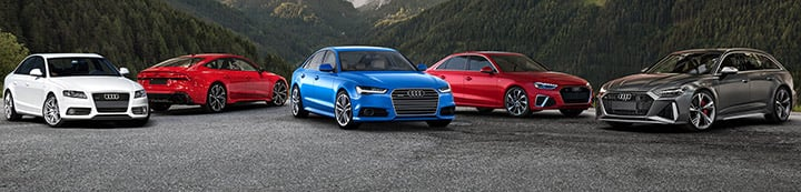 Audi Forums banner