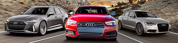 Audi Forum banner
