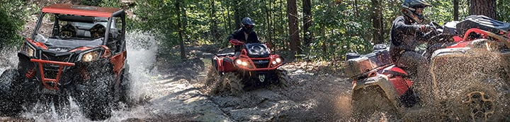 Can-Am ATV Forum banner