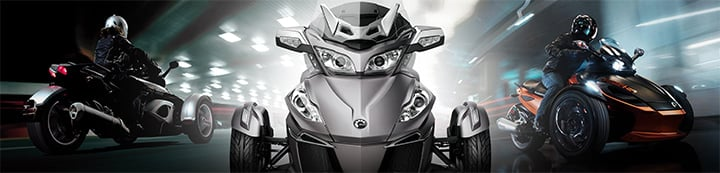 Can-Am Spyder Forums banner