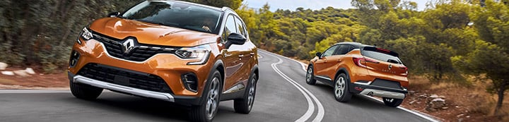 Renault Captur Forums banner