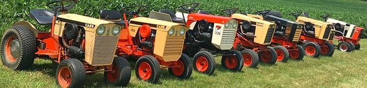 Case Colt Ingersoll Tractors banner