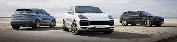 Porsche Cayenne Forums banner