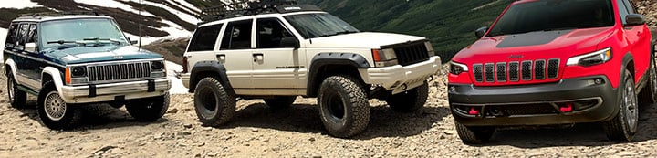Jeep Cherokee Talk banner