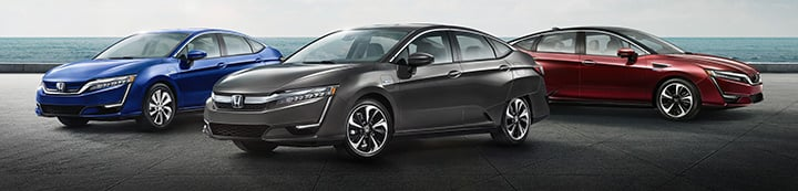 Honda Clarity Forum banner