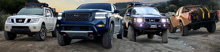 Nissan Frontier Forum banner