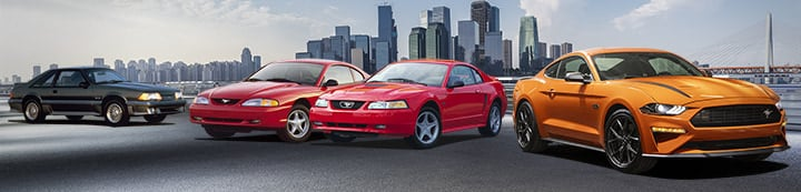 Ford Mustang Forums banner