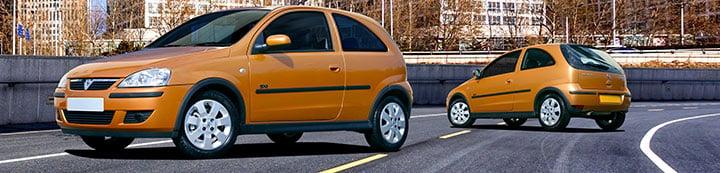 Vauxhall Corsa-C Forum banner
