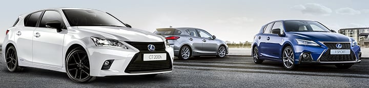 Lexus CT200h Forums banner