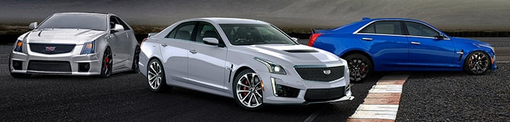 Cadillac CTS-V Forum banner