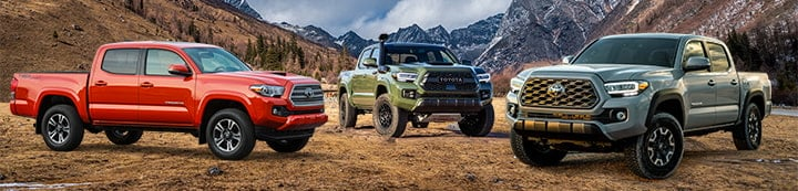 Toyota Tacoma Forum banner