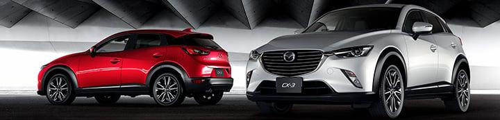 Mazda CX-3 Forum banner