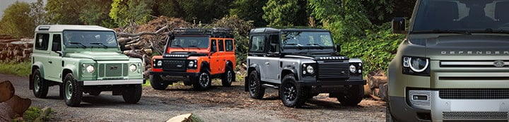 Defender Source Forum banner