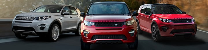 Discovery Sport Forum banner