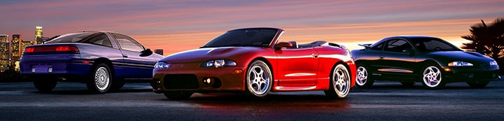 DSMTalk Forums: Mitsubishi Eclipse, Plymouth Laser, and Eagle Talon Forum banner