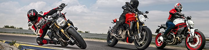 Ducati Monster Motorcycle Forum banner