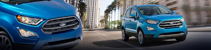 2018+ Ford EcoSport banner