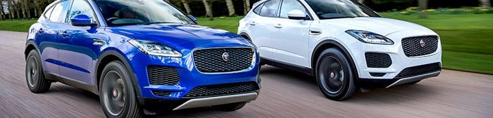 Jaguar E-Pace Forum banner