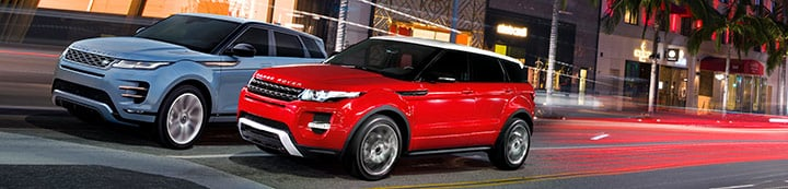 Evoque Owners Club banner