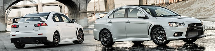 Mitsubishi Lancer Evolution Forums banner