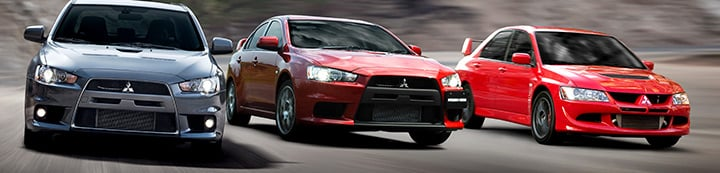 Mitsubishi Lancer Evolution Forum banner