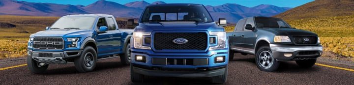 Ford F150 Forumz banner