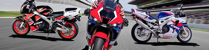 Honda Motorcycles - FireBlades.org banner