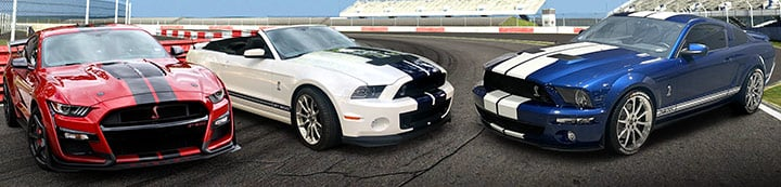 Ford Shelby GT500 Forum banner