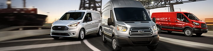 Ford Transit USA Forum banner