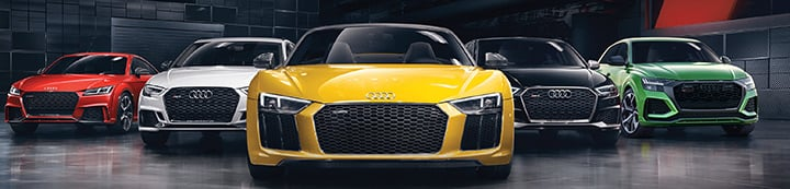 Audi Forum - Fourtitude banner