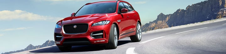 Jaguar F-Pace Forum banner