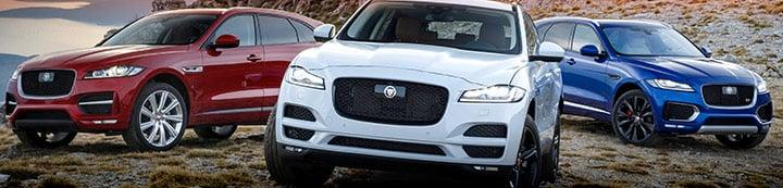 Jaguar F-Pace Forum banner
