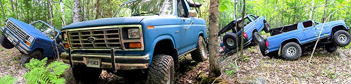 Full Size Ford Bronco Forum banner