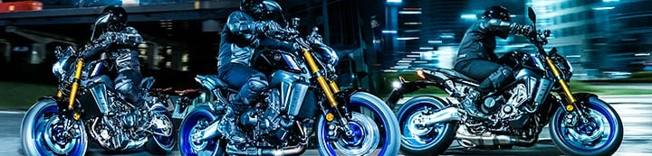 Yamaha FZ-09 Forum banner