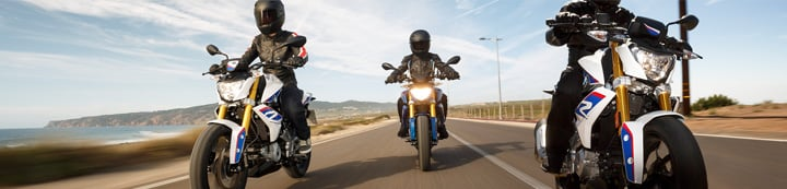 BMW G310 R/GS Forum banner