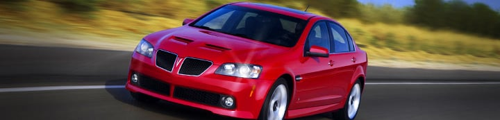 Pontiac G8 Forum banner