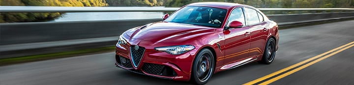 Alfa Romeo Giulia Forum banner