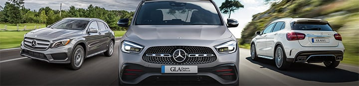 Mercedes GLA Forums banner