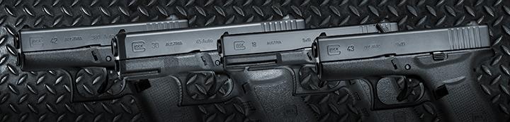 Glock Firearms banner