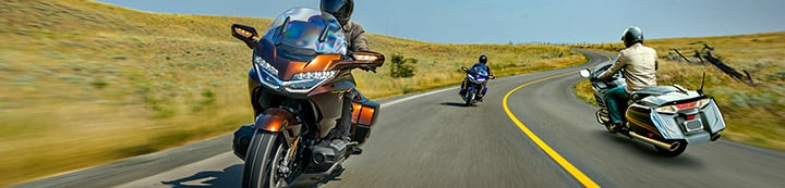Steve Saunders Goldwing Forums banner