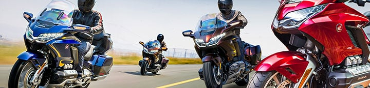 Honda Goldwing Forum banner