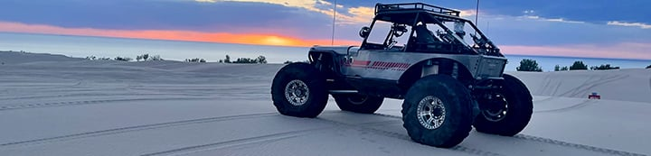 Great Lakes 4x4. The largest offroad forum in the Midwest banner